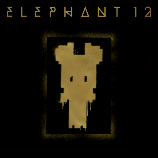 Elephant 12 Album Cover at Phog